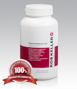 Picture of supplement Bottle